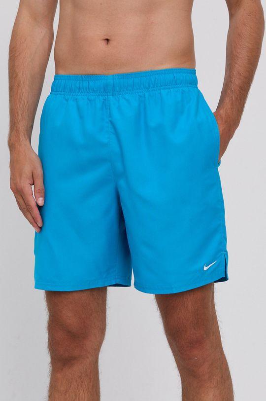 modrá Nike - Plavkové šortky Pánský