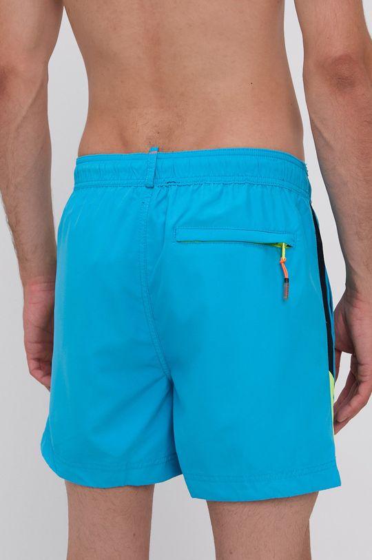 Superdry - Plavkové šortky modrá