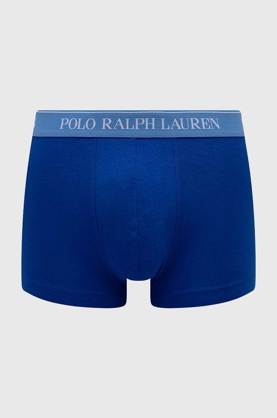 Polo Ralph Lauren - Boxerky (3-pack) modrá