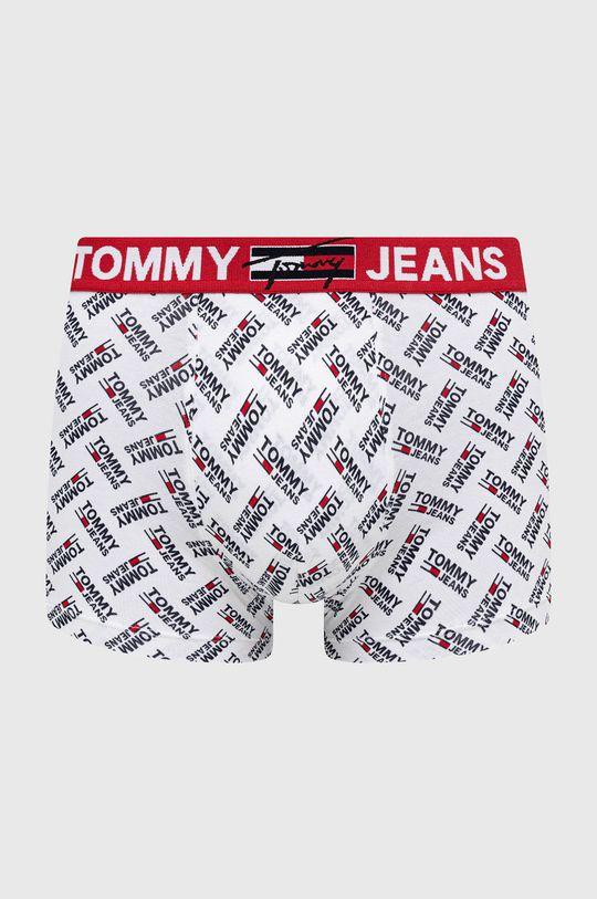 czerwony Tommy Jeans - Bokserki Męski