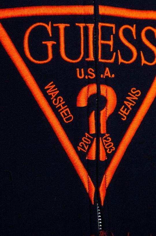Guess - Bluza bawełniana dziecięca 128-175 cm 100 % Bawełna