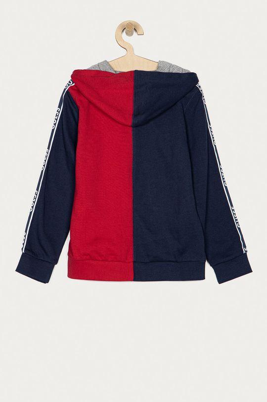 Guess - Bluza bawełniana dziecięca 116-176 cm 100 % Bawełna