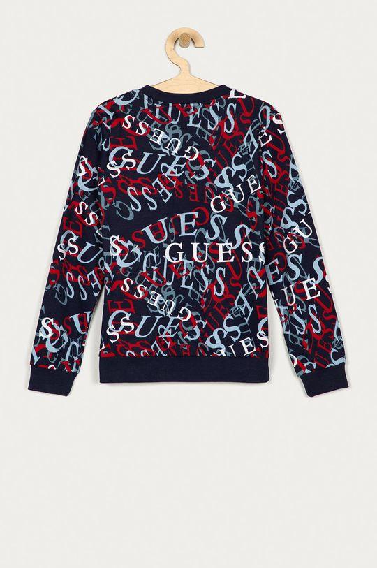 Guess - Bluza bawełniana dziecięca 116-176 cm multicolor
