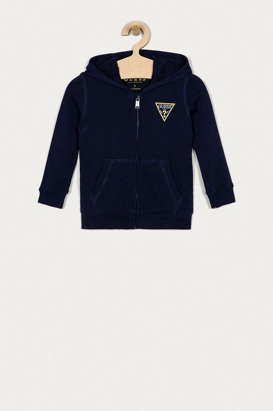 granatowy Guess - Bluza dziecięca 92-122 cm Chłopięcy