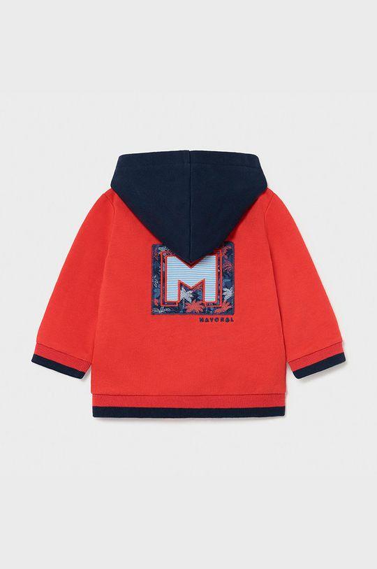 Mayoral - Bluza copii rosu ascutit