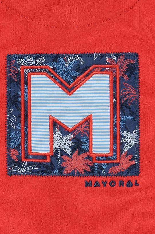 Mayoral - Detská mikina  57% Bavlna, 1% Elastan, 42% Polyester