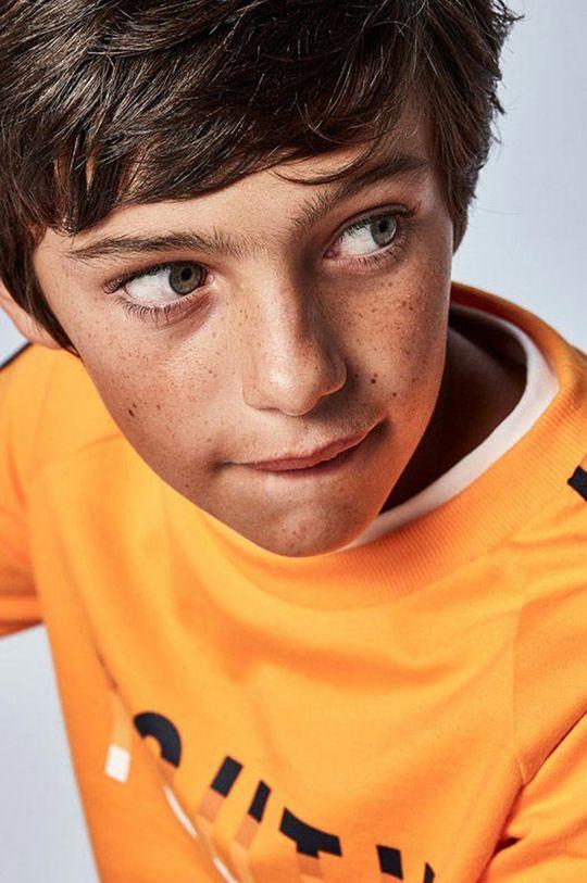 Mayoral - Detská mikina oranžová
