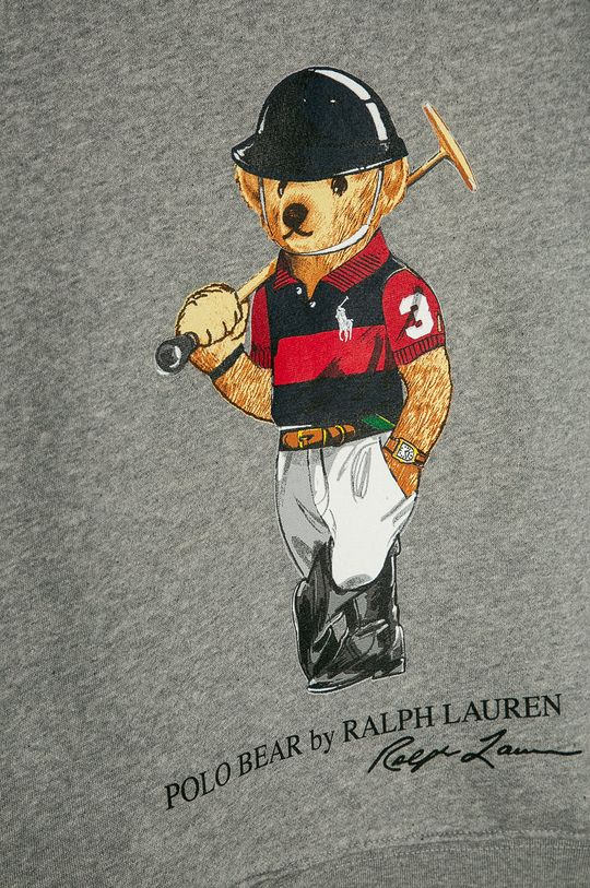 Polo Ralph Lauren - Dětská mikina 134-176 cm  67% Bavlna, 33% Polyester
