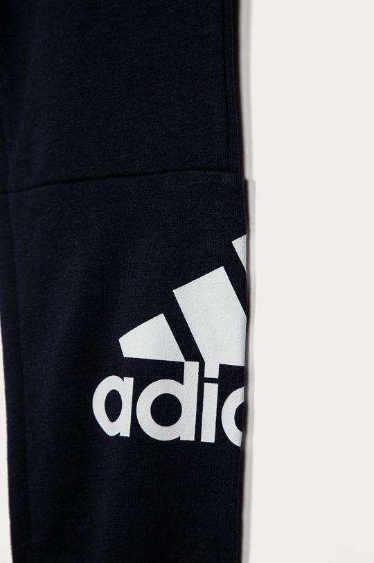 adidas - Dětské kalhoty 104-176 cm  53% Bavlna, 36% Polyester, 11% Viskóza