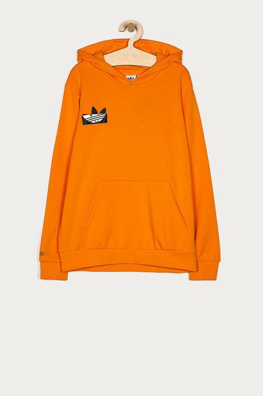 portocaliu adidas Originals - Bluza De băieți