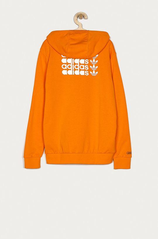 adidas Originals - Bluza portocaliu