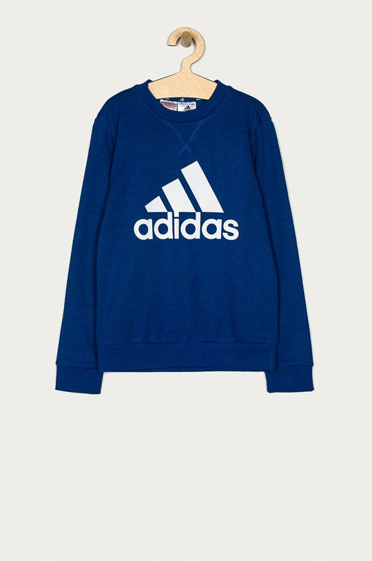 niebieski adidas - Bluza dziecięca 104-176 cm Chłopięcy