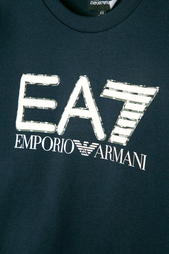 EA7 Emporio Armani - Detská mikina 104-164 cm  100% Bavlna