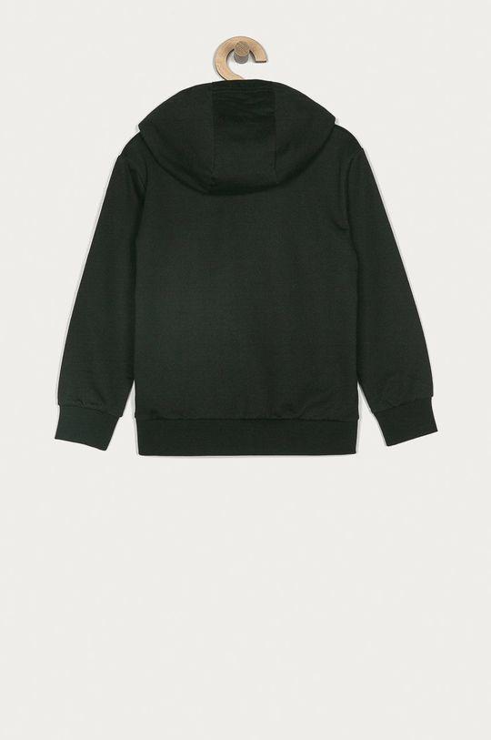 EA7 Emporio Armani - Bluza bawełniana dziecięca 104-164 cm czarny