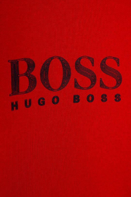 Boss - Bluza dziecięca 87 % Bawełna, 13 % Poliester
