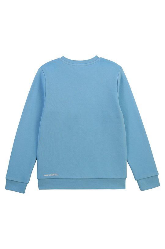 Karl Lagerfeld - Bluza dziecięca 87 % Bawełna, 13 % Poliester