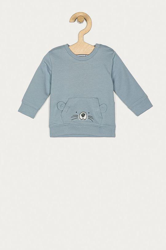 albastru Name it - Bluza copii 56-86 cm De băieți