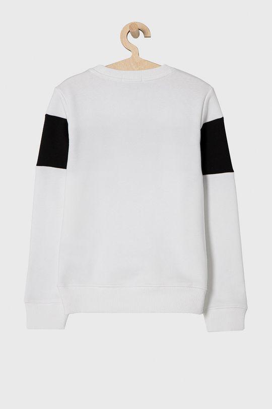 Calvin Klein Jeans - Bluza dziecięca 140-176 cm biały