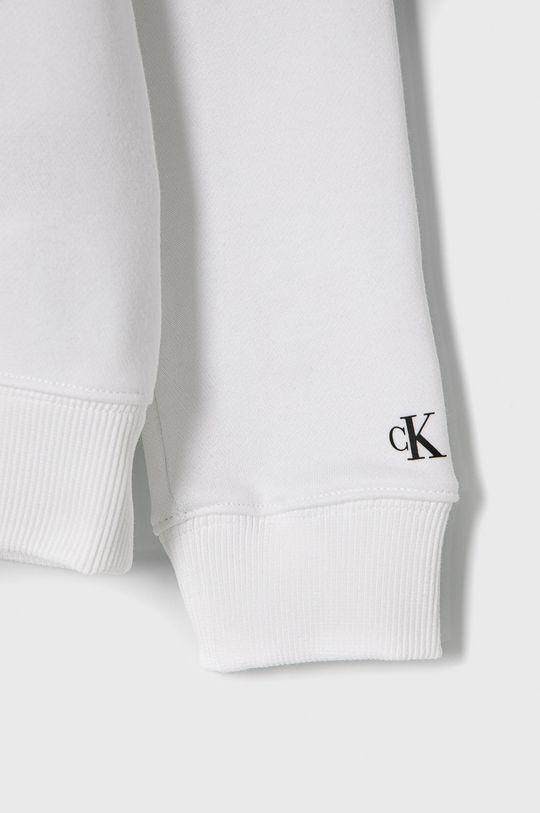 Calvin Klein Jeans - Bluza dziecięca 140-176 cm 50 % Bawełna organiczna, 50 % Poliester z recyklingu