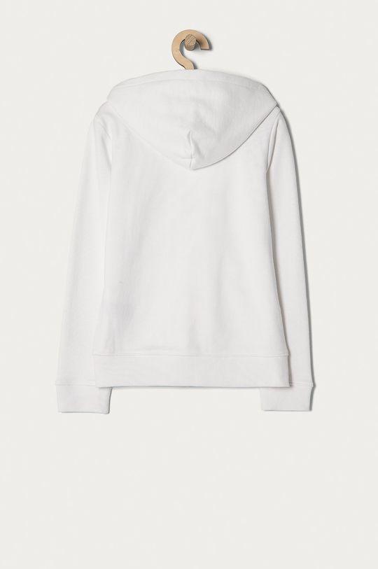 Calvin Klein Jeans - Bluza bawełniana dziecięca 104-176 cm biały