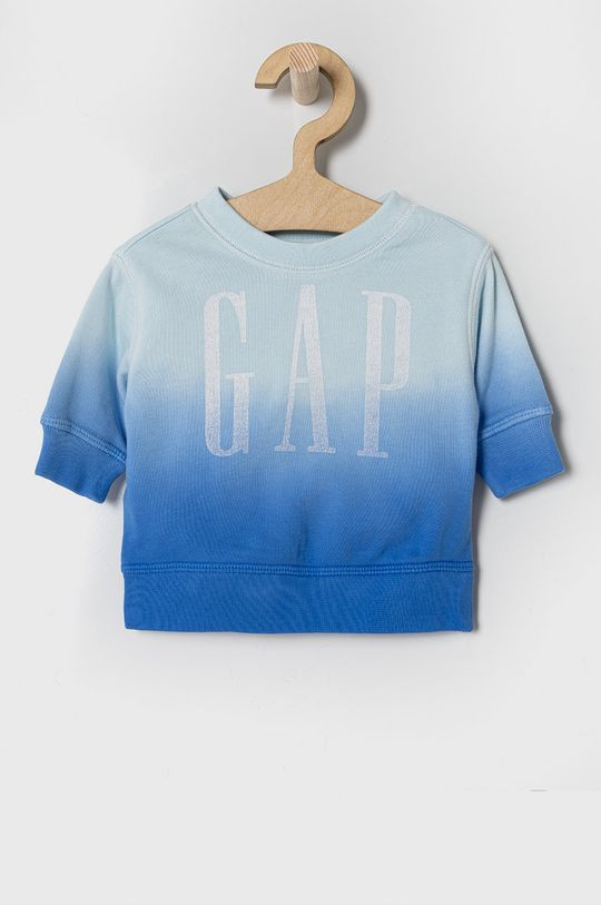 niebieski GAP - Bluza dziecięca 50-86 cm Chłopięcy