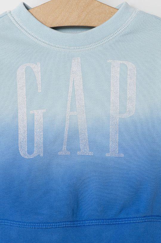 GAP - Bluza dziecięca 50-86 cm niebieski
