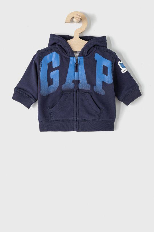 granatowy GAP - Bluza dziecięca 50-86 cm Chłopięcy