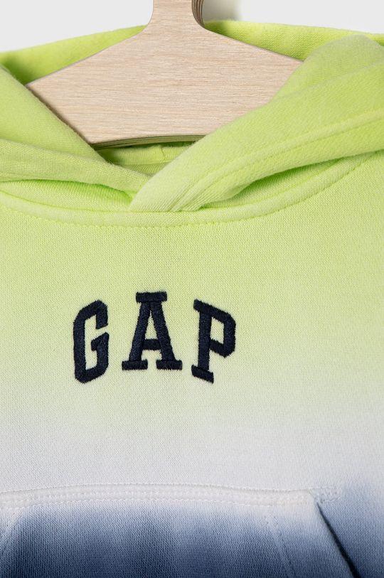 GAP - Bluza dziecięca 74-110 cm 77 % Bawełna, 14 % Poliester, 9 % Poliester z recyklingu