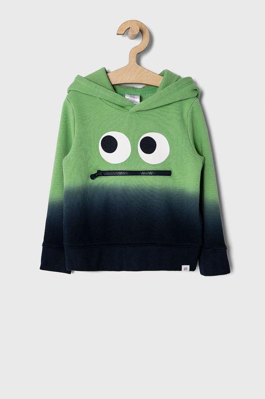 jasny zielony GAP - Bluza dziecięca 74-110 cm Chłopięcy