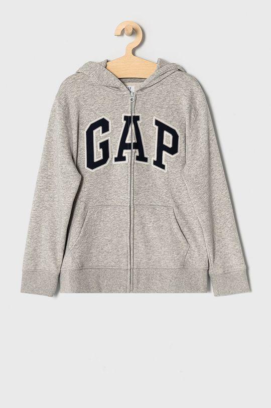 szary GAP - Bluza dziecięca 104-176 cm Chłopięcy