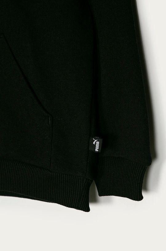 Puma - Dětská mikina  Hlavní materiál: 68% Bavlna, 32% Polyester Podšívka kapuce: 100% Bavlna Stahovák: 97% Bavlna, 3% Elastan