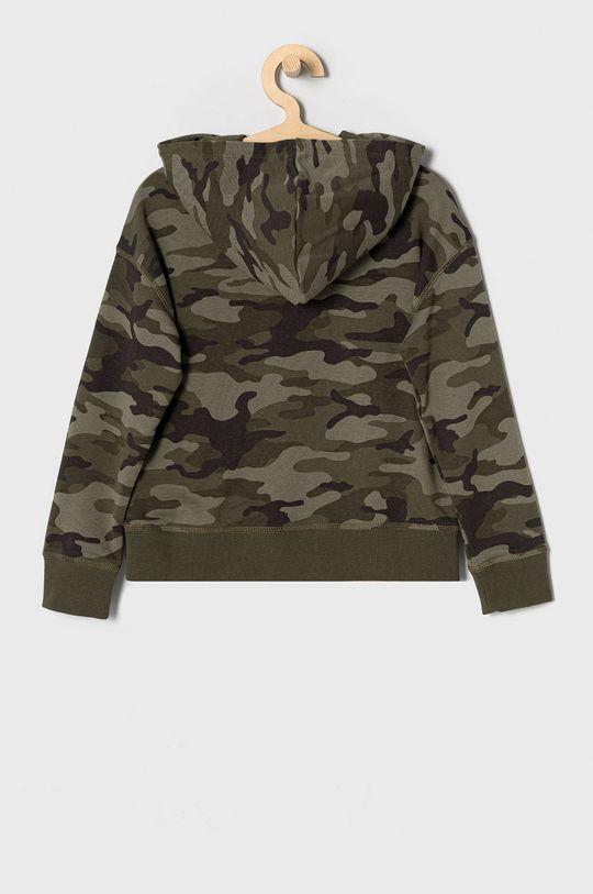 GAP - Bluza dziecięca 104-176 cm brudny zielony