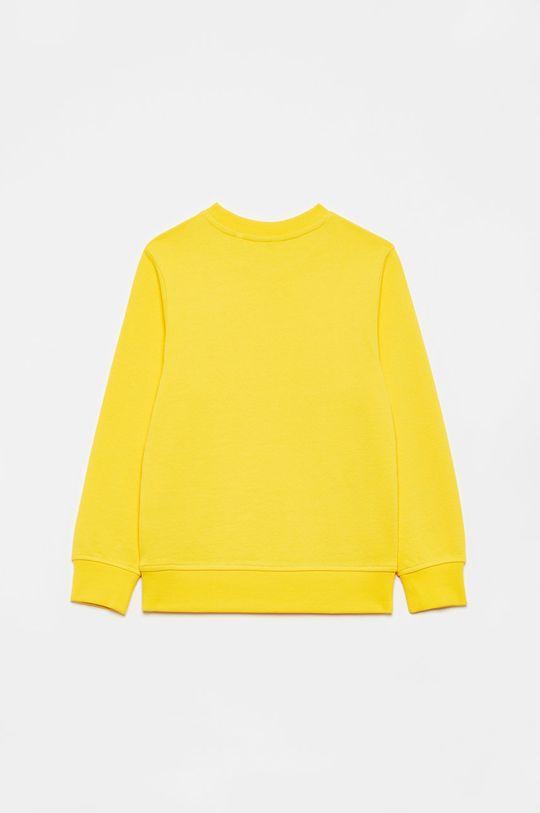 OVS - Bluza dziecięca żółty