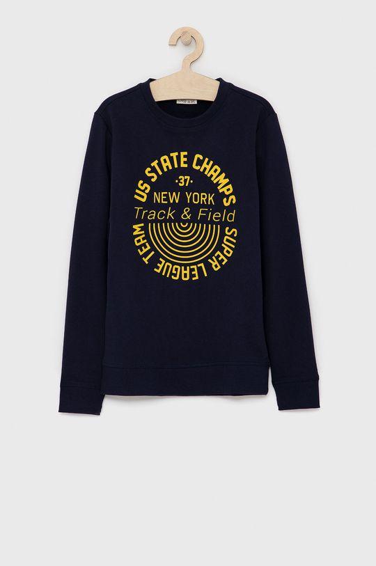 granatowy OVS - Bluza dziecięca Chłopięcy