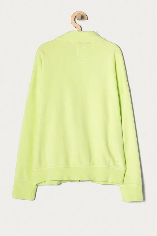 GAP - Bluza dziecięca 128-188 cm jasny żółty