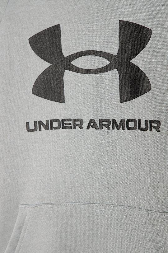 Under Armour - Bluza dziecięca 122-170 cm jasny szary