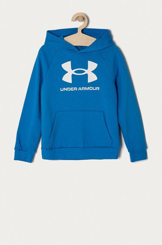 niebieski Under Armour - Bluza dziecięca 122-170 cm Chłopięcy