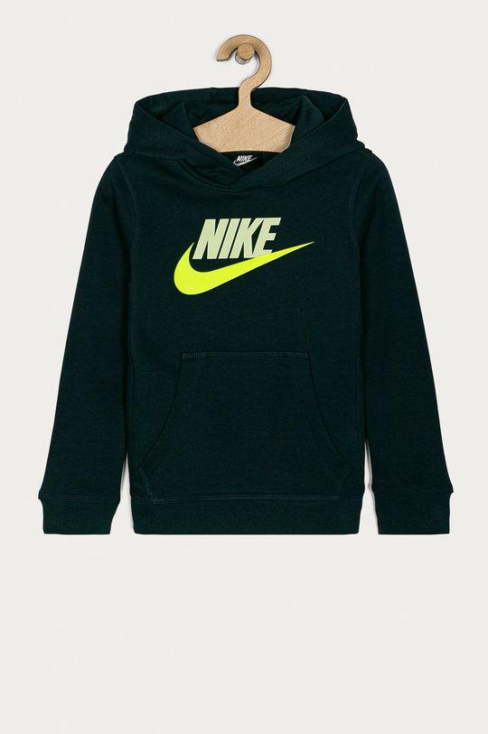 granatowy Nike Kids - Bluza dziecięca 122-170 cm Chłopięcy
