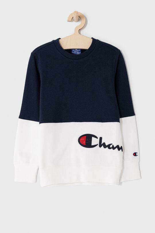 granatowy Champion - Bluza dziecięca 102-179 cm Chłopięcy