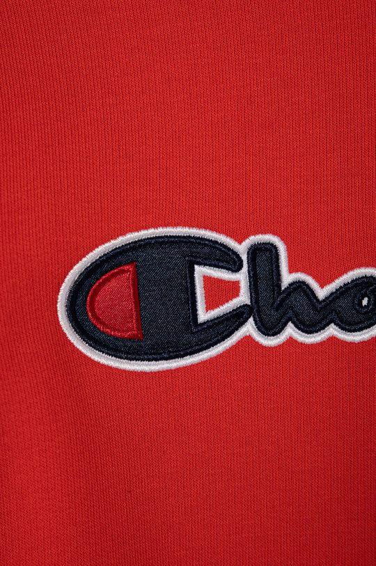 Champion - Detská mikina 102-179 cm červená