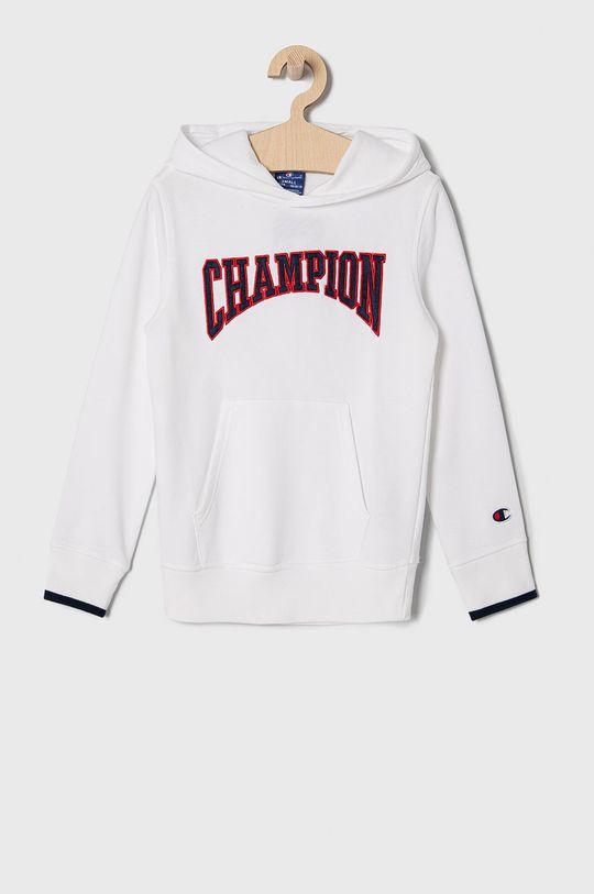 biały Champion - Bluza dziecięca 102-179 cm Chłopięcy