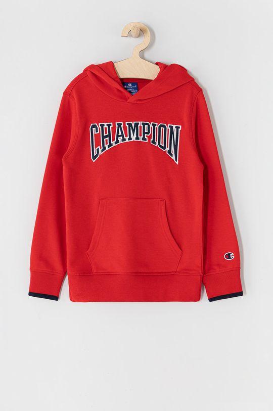 ostry czerwony Champion - Bluza dziecięca 102-179 cm Chłopięcy