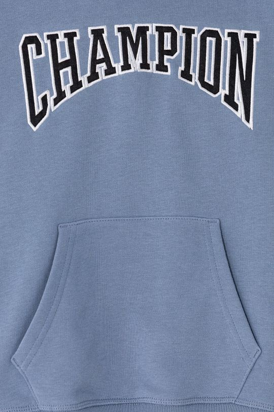 Champion - Bluza copii 102-179 cm  Material 1: 79% Bumbac, 21% Poliester  Material 2: 100% Bumbac Material 3: 98% Bumbac, 2% Elastan