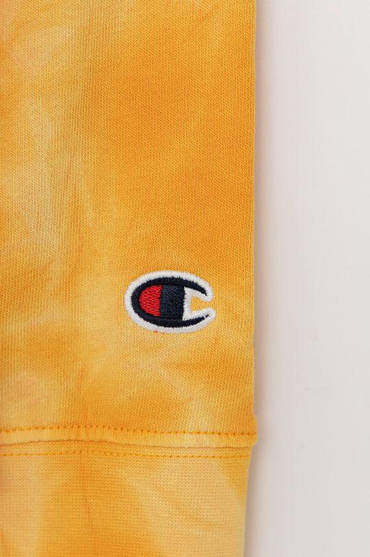 Champion - Bluza bawełniana dziecięca Materiał zasadniczy: 100 % Bawełna, Wkładka: 100 % Bawełna, Ściągacz: 95 % Bawełna, 5 % Elastan