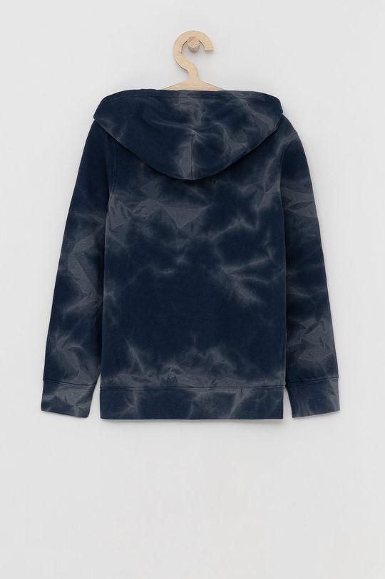 Champion - Bluza bawełniana dziecięca granatowy