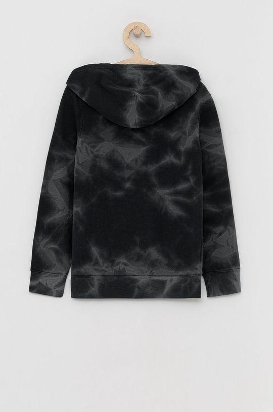 Champion - Bluza bawełniana dziecięca czarny