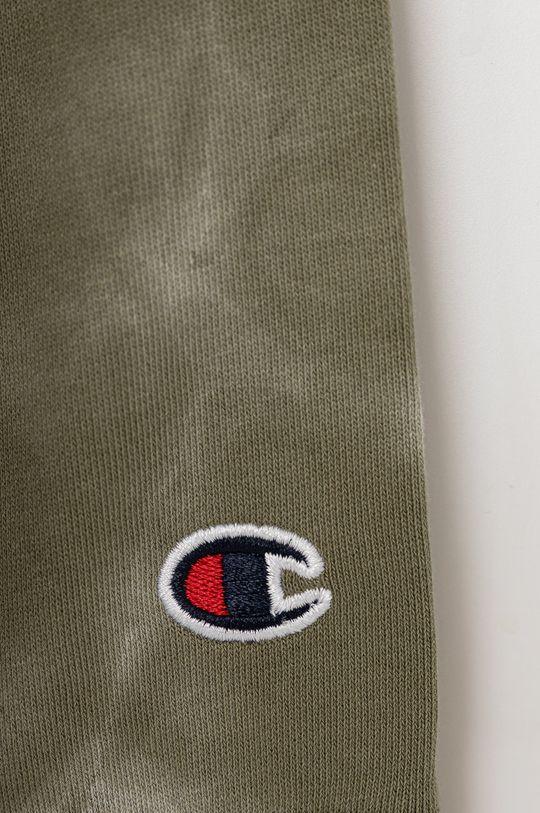 Champion - Bluza bawełniana dziecięca Materiał zasadniczy: 100 % Bawełna, Inne materiały: 100 % Bawełna, Ściągacz: 95 % Bawełna, 5 % Elastan