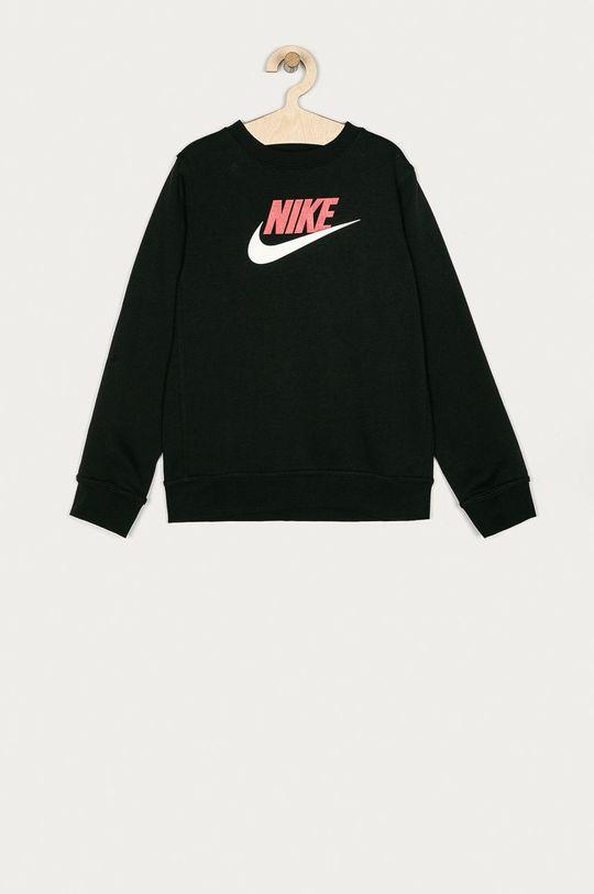čierna Nike Kids - Detská mikina 128-170 cm Chlapčenský