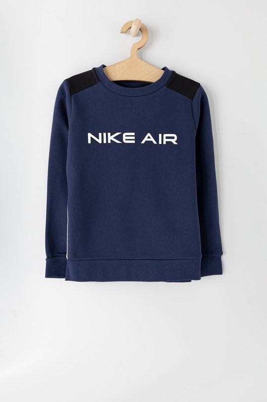 tmavomodrá Nike Kids - Detská mikina 122-170 cm Chlapčenský
