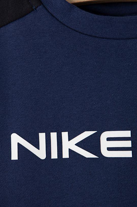 Nike Kids - Detská mikina 122-170 cm tmavomodrá